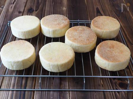 朝食で食べたいパンを作る おすすめ簡単 レシピ イングリッシュマフィン