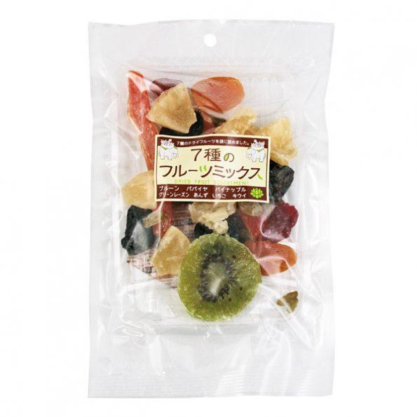 カルディ オススメ お菓子 久慈食品 7種のフルーツミックス 138g