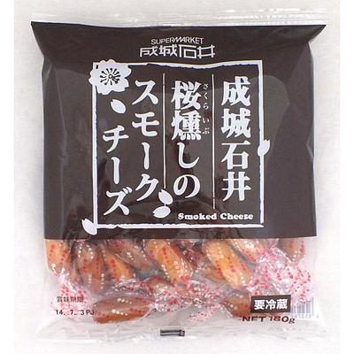 成城石井のオススメおつまみ 成城石井 桜燻しのスモークチーズ 165g