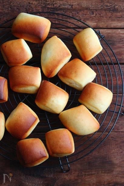 朝食で食べたいパンを作る おすすめ簡単 レシピ ミルクブレッド