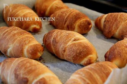 朝食で食べたいパンを作る おすすめ簡単 レシピ 塩パン