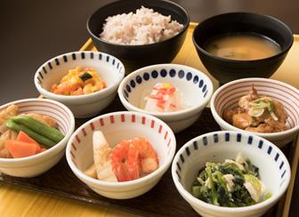 京都 四条 朝食 モーニング  京菜味のむらの朝食セット