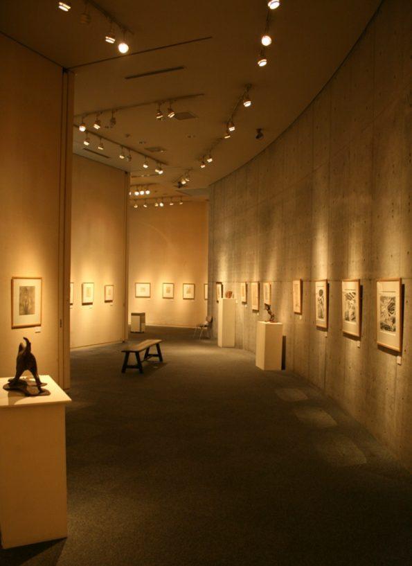 神奈川県でオススメの美術館 光と緑の美術館