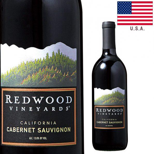 カルディ オススメのワイン 2020【お酒】レッドウッド カベルネ・ソーヴィニヨン(赤) 750ml[アメリカ]