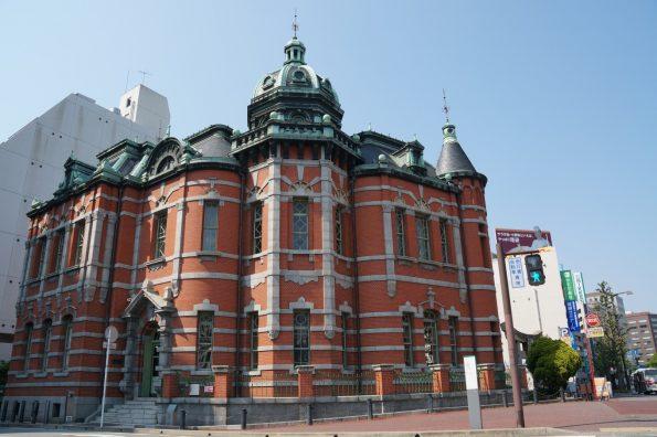 福岡でオススメの美術館  福岡市文学館
