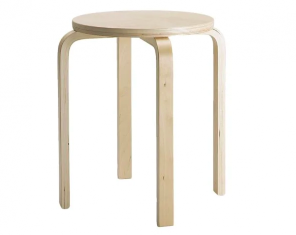 ikeaの椅子をリメイクして猫タワー [ikea hacks]