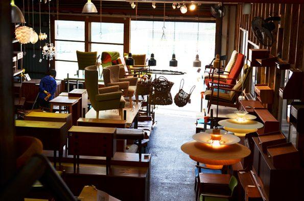 神戸でおすすめのインテリアショップ 北の椅子と