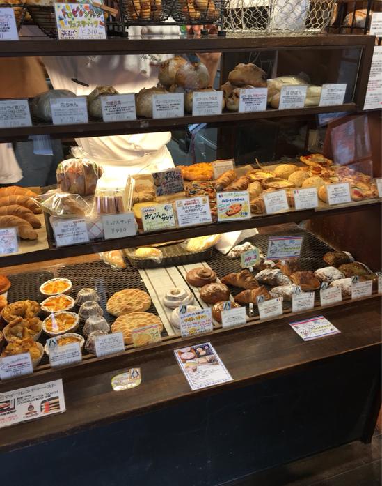名古屋でおすすめのパン屋さん 名古屋 植田 ブランジェリー ぱぴ・ぱん (Boulangerie Papi-Pain)