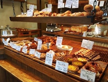 横浜でおすすめのパン屋さん 青葉区 穂の香 (ほのか)
