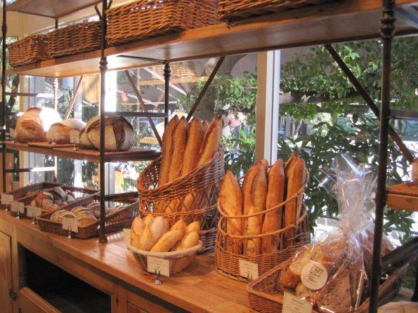 東京でおすすめのパン屋さん クロワッサン 港区 ル・パン・コティディアン 芝公園店 (Le Pain Quotidien)