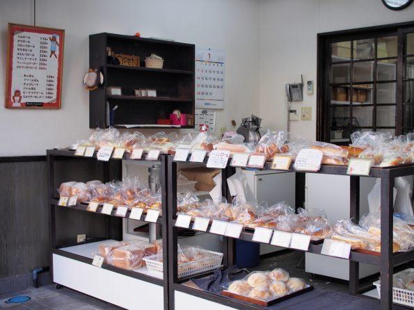 京都でおすすめのパン屋さん 五条 堀川 まるき製パン所