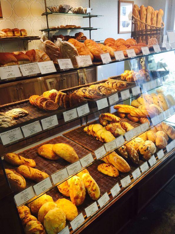 名古屋でおすすめのパン屋さん 千種 東山公園 ル・プレジール・デュ・パン (Le plaisir du pain)
