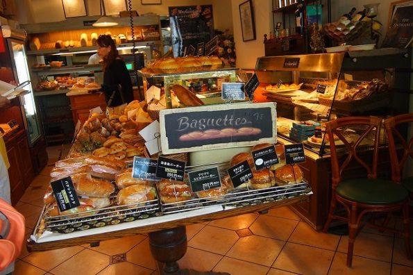 福岡でおすすめのパン屋さん 大濠公園 ラ ブリオッシュ (La Brioche)