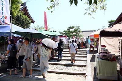 京都のオススメのマルシェ! 京の手づくりマルシェ