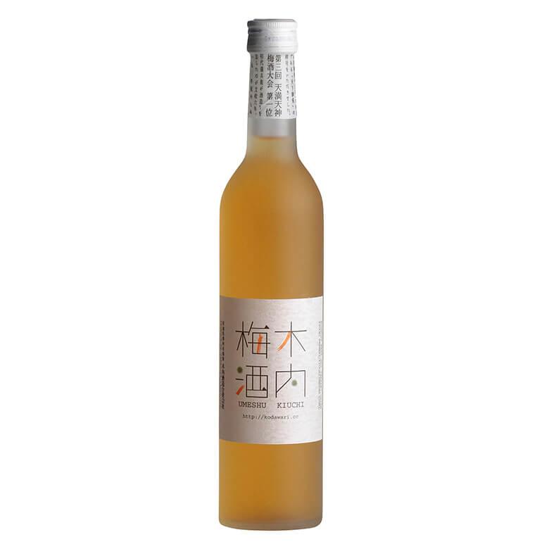 ディーンアンドデルーカの木内酒造 木内梅酒