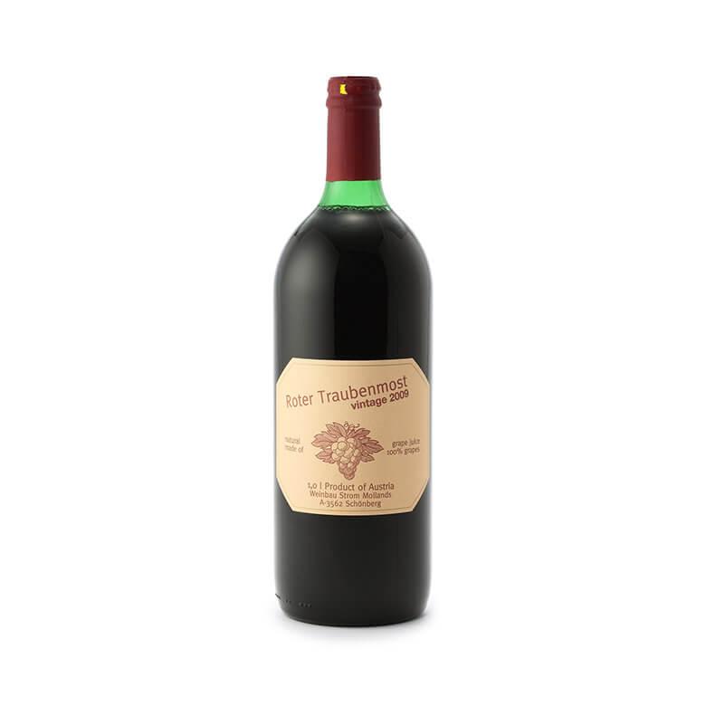 ディーンアンドデルーカの赤ワイン用ぶどうのジュース