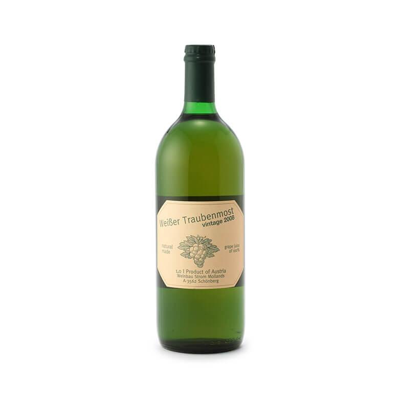 ディーンアンドデルーカの白ワイン用ぶどうのジュース