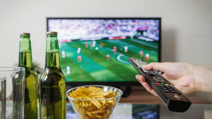 休日にひとり。DAZN  2018サッカー ベストゲーム10試合をご紹介