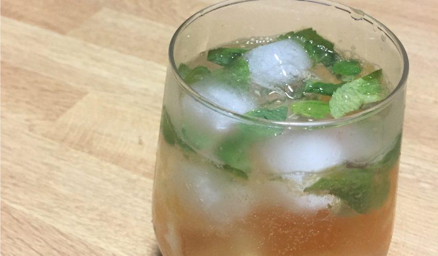 簡単!!初めて作るジンのお酒レシピ  モヒート風