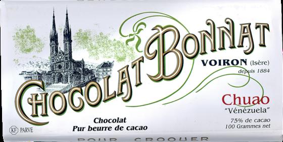 bonnat Chocolat Côte d'Ivoire チョコレート