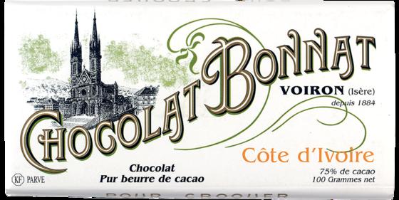 bonnat Chocolat Chuao チョコレート
