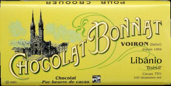 bonnat Chocolat Libânio チョコレート