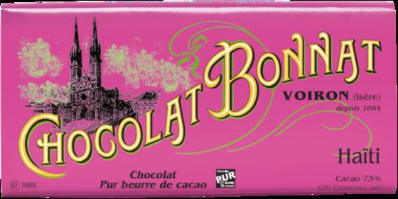 bonnat Chocolat Haïti 焼き菓子