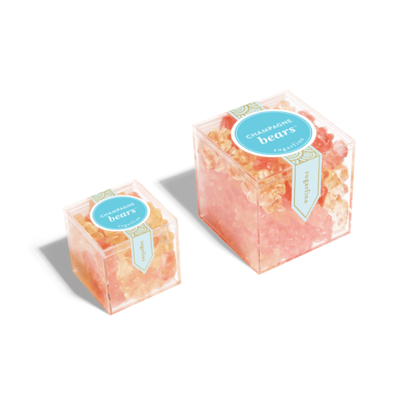 海外の輸入お菓子sugarfina CHAMPAGNE BEARS グミ