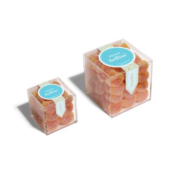 海外の輸入お菓子sugarfina PEACH BELLINI グミ