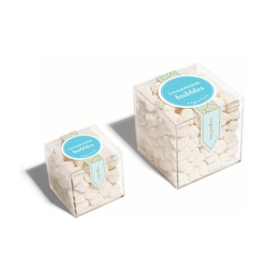 海外の輸入お菓子sugarfina CHAMPAGNE BUBBLES グミ