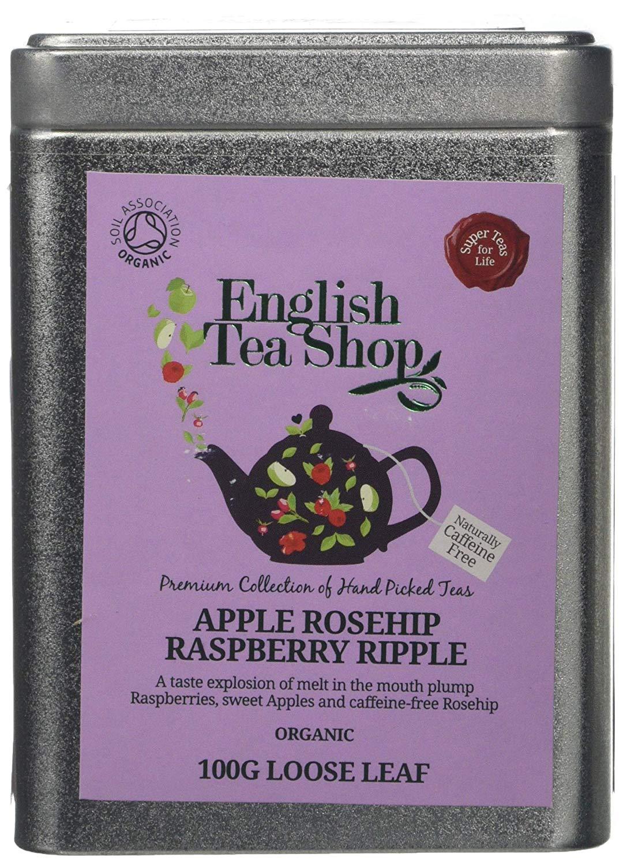 海外の輸入紅茶 English Tea Shop - Apple Rosehip Raspberry Ripple - Loose Leaf Tea 紅茶 アップルローズヒップ