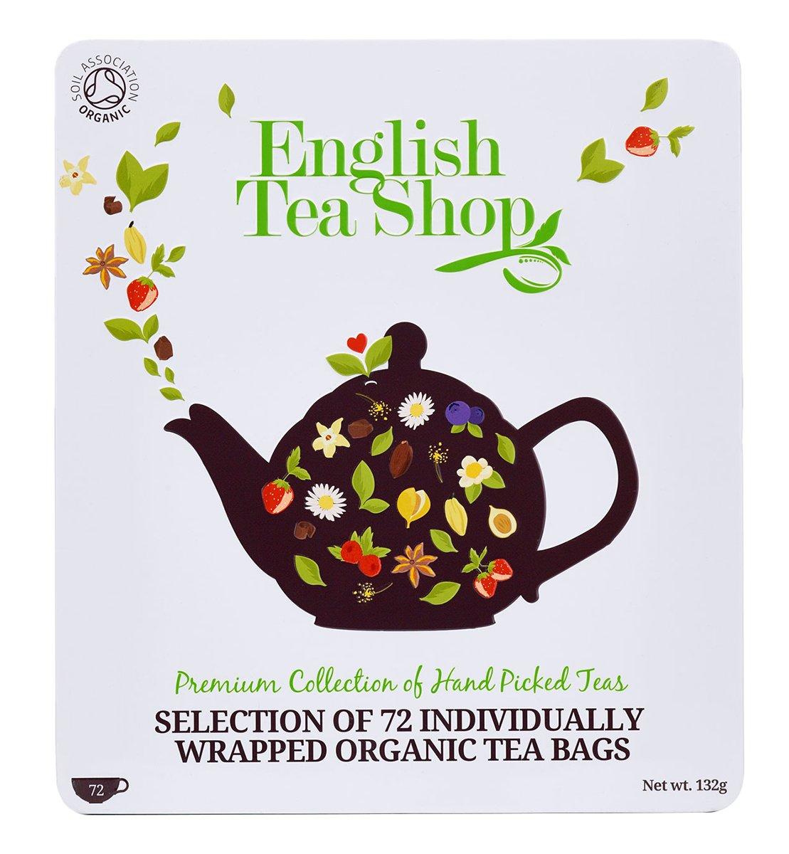 海外の輸入紅茶 English tea shop 緑茶コレクション