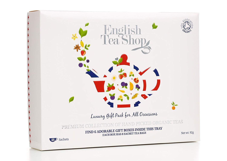 海外の輸入紅茶 English tea shop フルーツとハーブティー