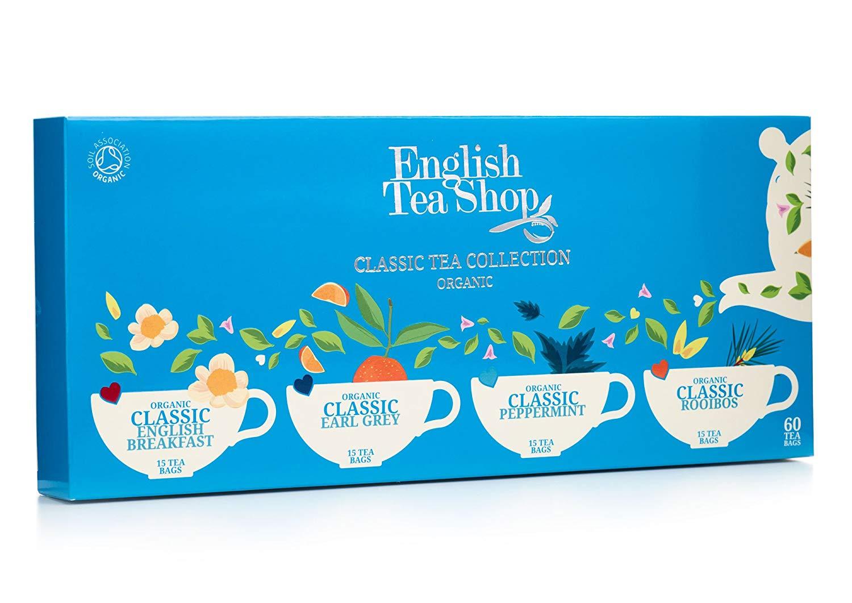 海外の輸入紅茶 English tea shop  風味のある紅茶コレクション