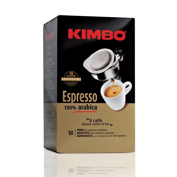 kimbo Espresso Gold 100% Arabica Coffee Pod エスプレッソ カプセルコーヒー
