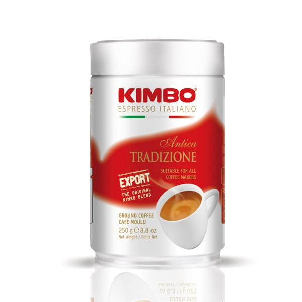 kimbo  Antica Tradizione Export Ground Tin ブレンド