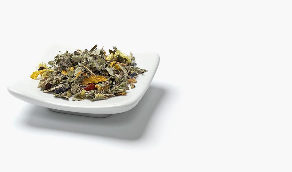 海外の輸入お茶 ドイツ 海外の輸入お茶 paperandtea ALL THE FLOWERS ハーブティー