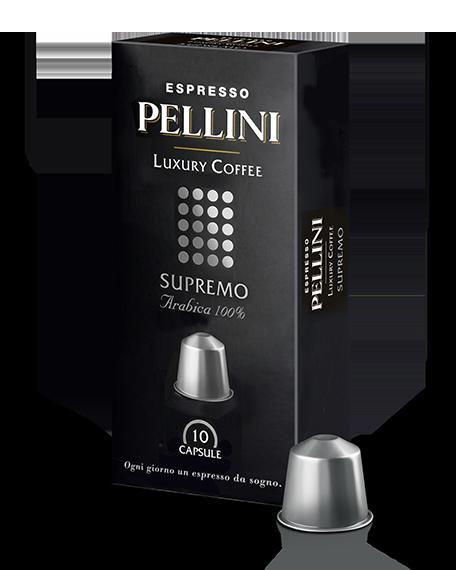 pellini Lungo 100% Arabica Capsules - Nespresso® Compatible ネスプレッソ カプセル
