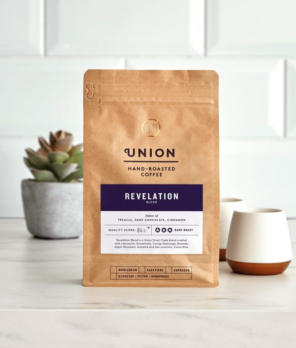 union コーヒー