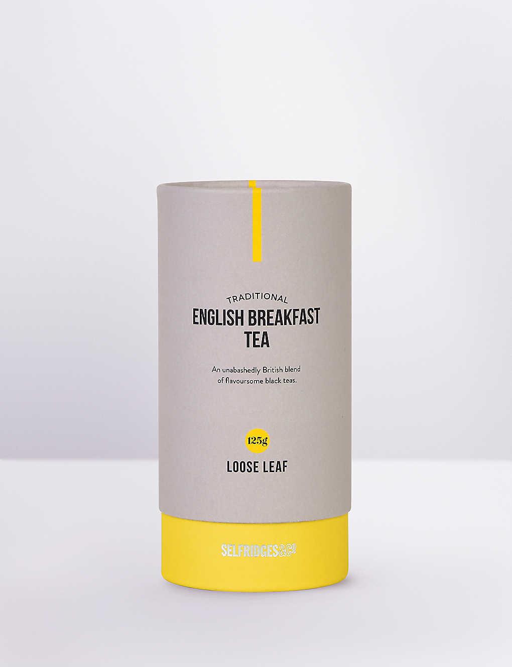 海外の輸入紅茶 イギリス selfridges No. 42 Earl Grey (50 Tea Bags) アールグレイティー
