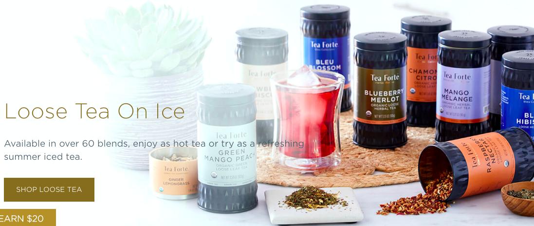 海外の輸入紅茶 TEA FORTEで見つけた通販したい紅茶は?【2020年】