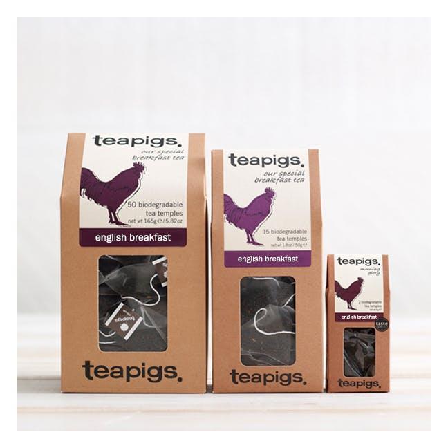 海外の輸入紅茶 紅茶 アメリカ teapig english breakfast morning glory 紅茶
