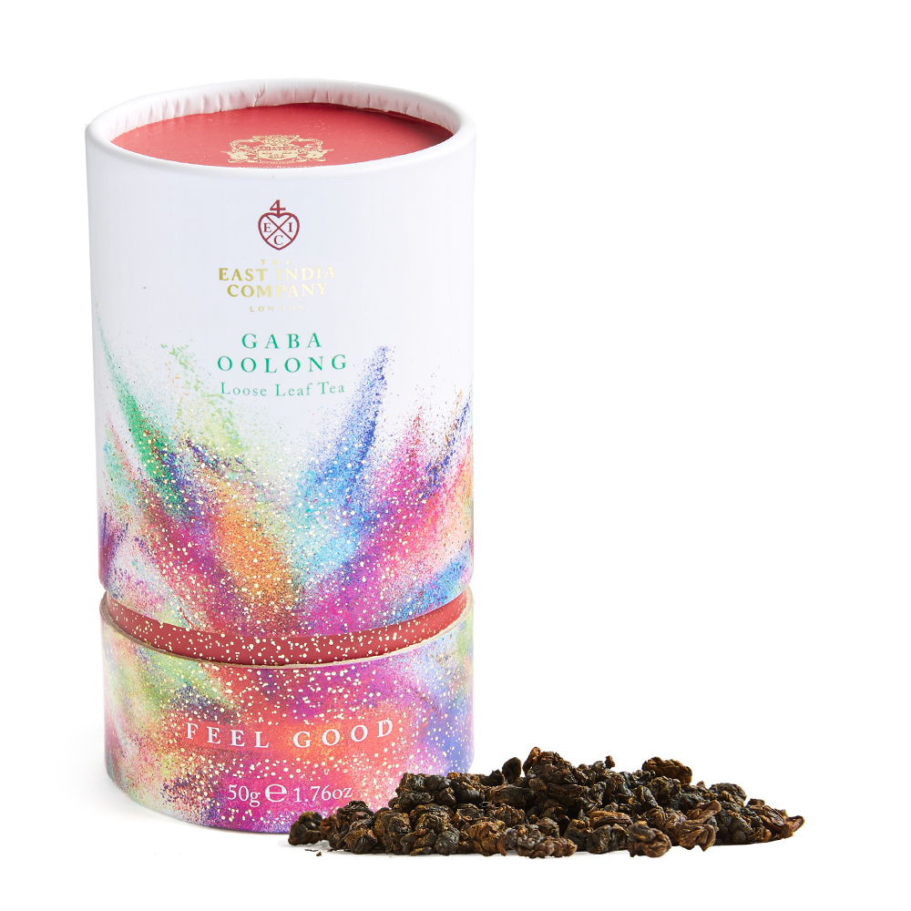 海外の輸入紅茶 theeastindiacompany - Feel Good – Gaba Oolong 50g ウーロン茶