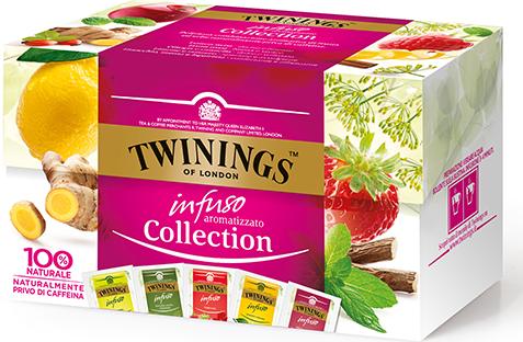 海外の輸入紅茶 イギリス twinings フルーツとハーブティー
