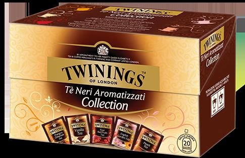 海外の輸入紅茶 イギリス twinings  風味のある紅茶コレクション
