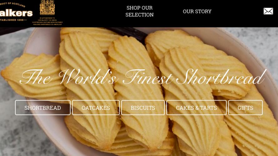海外の輸入お菓子 ショートブレッド  walkersshortbreadで見つけた通販したいお菓子は?レビューは?【2020年】
