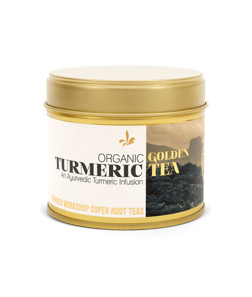 wunderworkshop GOLDEN TURMERIC TEA ウコン ターメリックティー