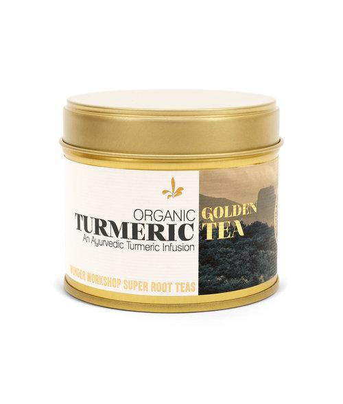 wunderworkshop GOLDEN TURMERIC TEA ウコン ターメリックティー