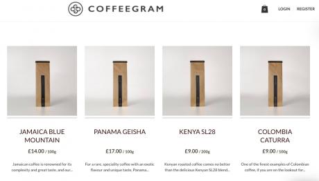海外の輸入コーヒー イギリス coffeegramで見つけた通販したいコーヒーは?レビューは?【2020年】