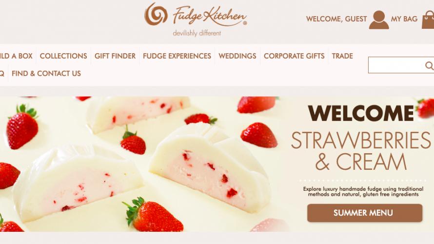 海外の輸入お菓子 イギリス ファッジ FUDGE KITCHENで見つけた通販したいお菓子は?【2019年】